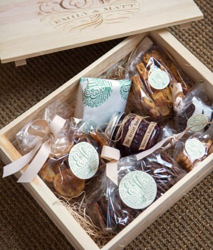 Welcome Box / 'Family Favorite Things