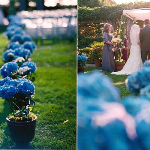 Wedding Ceremony | Wave Hill. New York